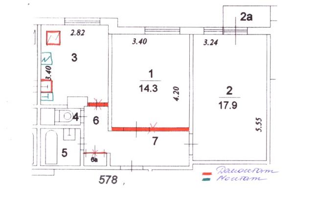 Как оформить перепланировку в квартире – с чего начать, куда обращаться и что нужно? Порядок и правила
