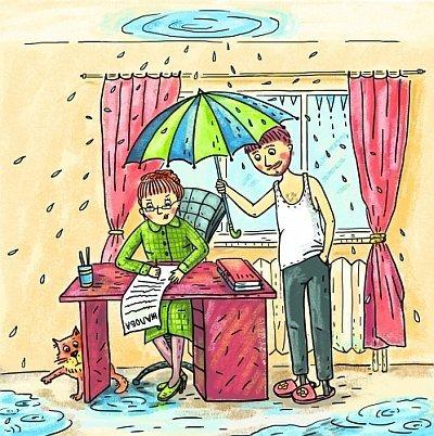 Заявление в ЖКХ о протечке крыши: образец претензии, дополнительные документы и нюансы подачи, а также, как правильно написать жалобу, чтобы выполнили ремонт?