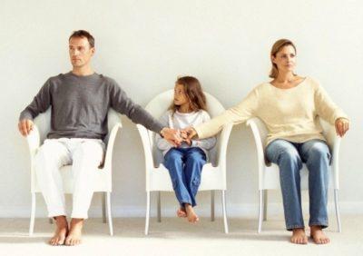 Согласие на прописку ребенка – нужно ли заявление от матери или отца?