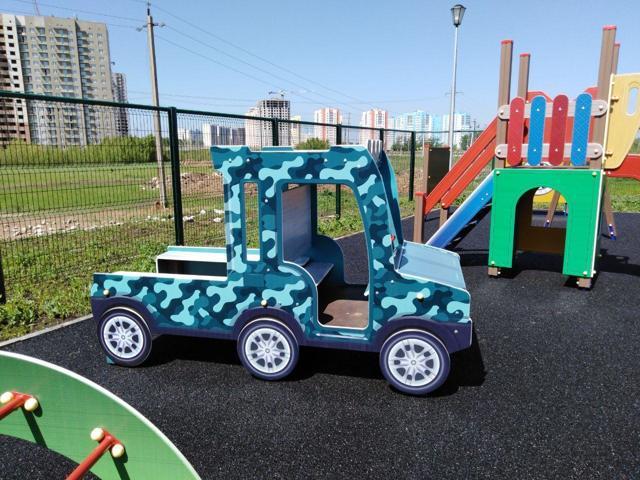 Требования к детским площадкам на придомовой территории: проект их обустройства во дворах в том числе и для спортивных нужд, а также указание их размеров